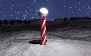 North Pole pole