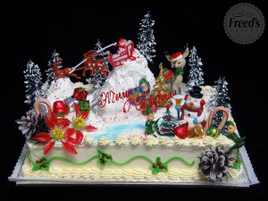 north-pole-cake